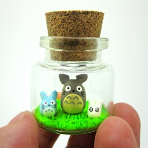 My Neighbor Totoro Bottle Art Shut Up And Take My Yen : Anime & Gaming Merchandise