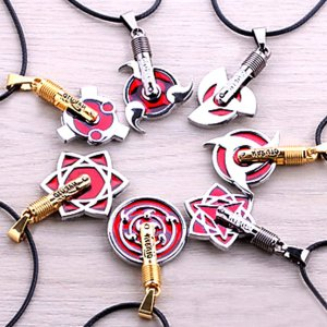 Naruto Sharingan Necklace Shut Up And Take My Yen : Anime & Gaming Merchandise