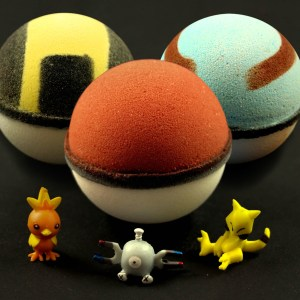 Pokeball Bath Bombs Shut Up And Take My Yen : Anime & Gaming Merchandise