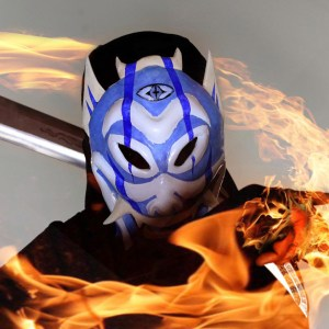 Avatar Prince Zuko Blue Spirit Mask Shut Up And Take My Yen : Anime & Gaming Merchandise