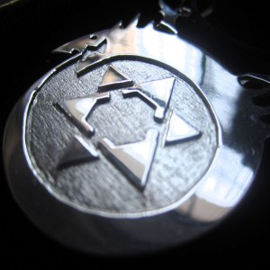 Fullmetal Alchemist Ouroboros Necklace Shut Up And Take My Yen : Anime & Gaming Merchandise