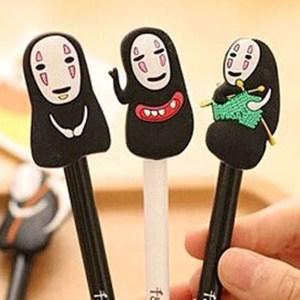 Spirited Away No-Face Pens Shut Up And Take My Yen : Anime & Gaming Merchandise