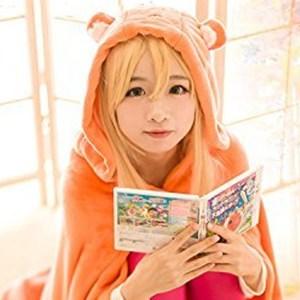 Himouto! Umaru-Chan Cloak Shut Up And Take My Yen : Anime & Gaming Merchandise