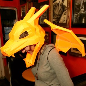 Pokemon Paper Masks Shut Up And Take My Yen : Anime & Gaming Merchandise