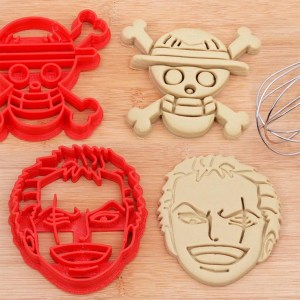 One Piece Cookie Cutter