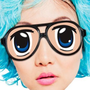 Anime Eye Glasses