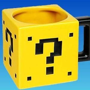 Super Mario Mystery Box Mug