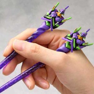 Evangelion Chopsticks