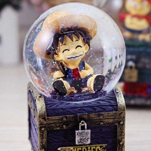 One Piece Snow Globe