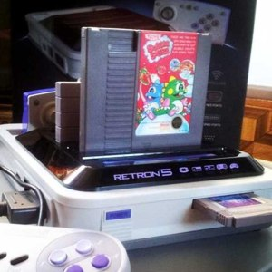 All-In-One Retro Gaming Console