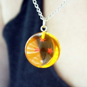Dragon Ball Necklace