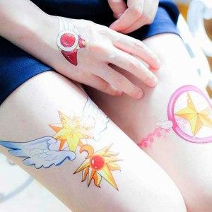 Cardcaptor Sakura Tattoos