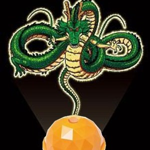 Dragon Ball Shenron Projector Dome
