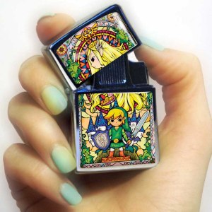 Legend Of Zelda Wind Waker Lighter
