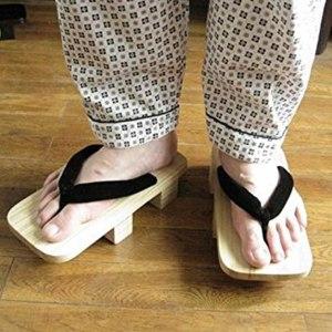 Japanese Geta Sandals