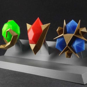 Legend Of Zelda Spiritual Stones