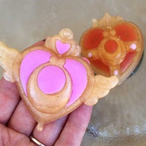 Sailor Moon Soap