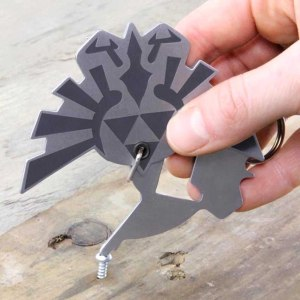 Legend of Zelda Hyrule Multi Tool