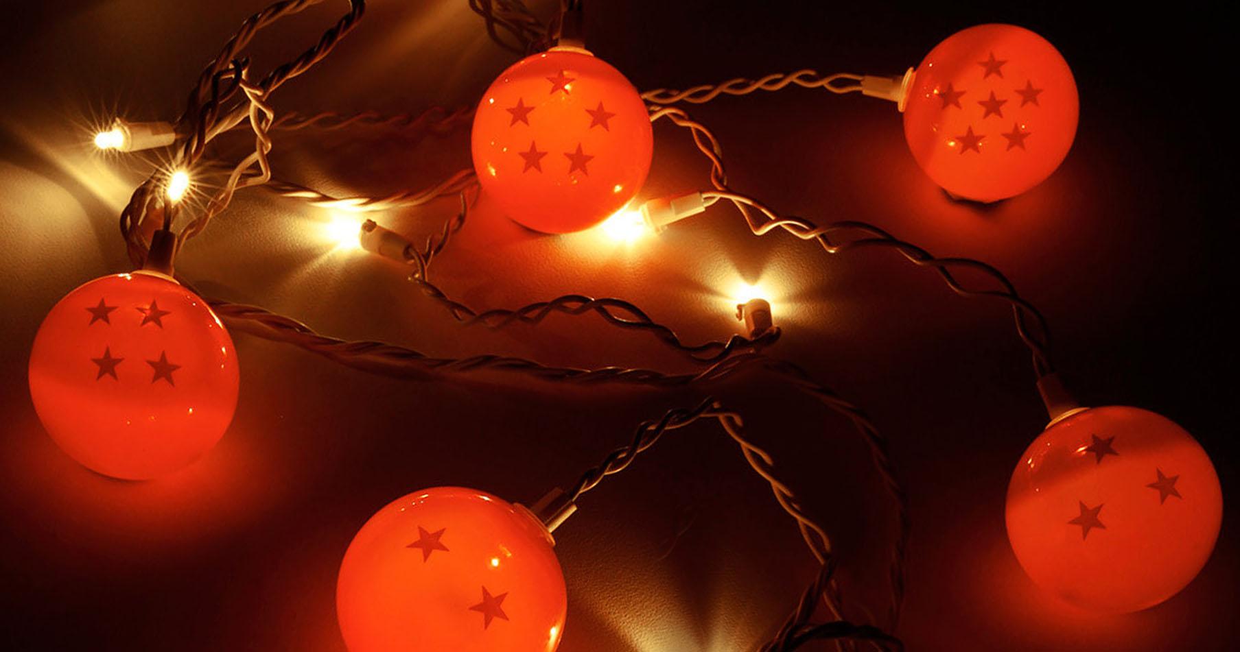 Dragon Ball Z String Lights Shut Up And Take My Yen