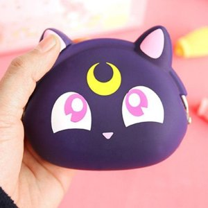 Sailor Moon Luna Coin Purse