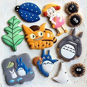 Totoro Cookie Cutter Set