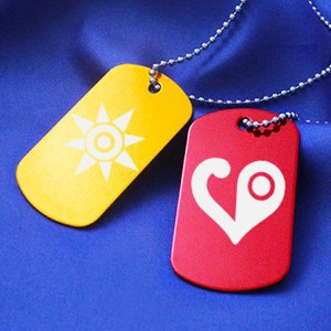 Digimon Dog Tags