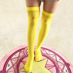 Cardcaptor Sakura Kero Long Socks