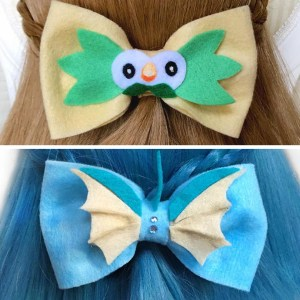 Pokemon Bows