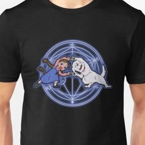 Fullmetal Alchemist Fusion T-Shirt