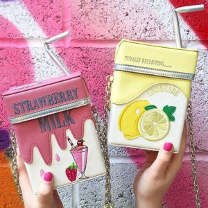 Strawberry Milk & Lemonade Bag