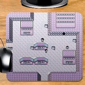 Pokemon Lavender Town Mousepad