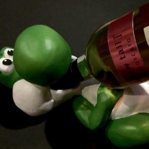 Yoshi Wine Stand