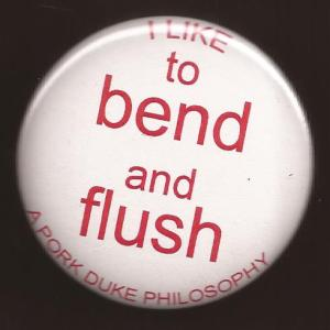 Bend and Flush