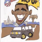 Shut Up Obama