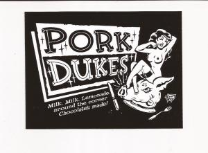 Pork Dukes S milk