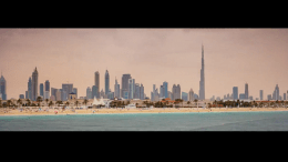 Dubai like you have never seen it before.