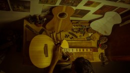 Journey of an acoustic guitar by Rohan Potdar