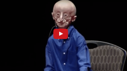 Philosophy for a happy life Sam Berns has a Message for you