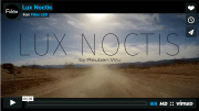 Lux Noctis painting with drones to create amazing photographs