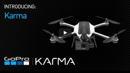 Karma is here the most compact portable drone yet