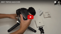 Awesome Tripod Hack