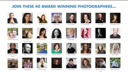Free online photography event