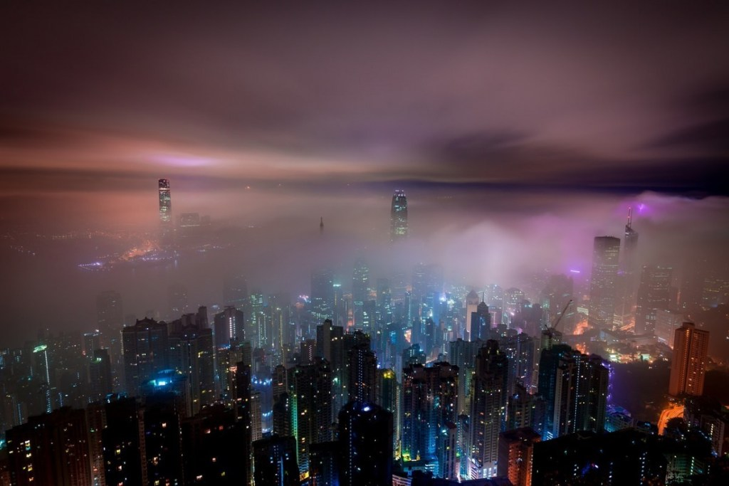 how to take beautiful urban landscapes photos