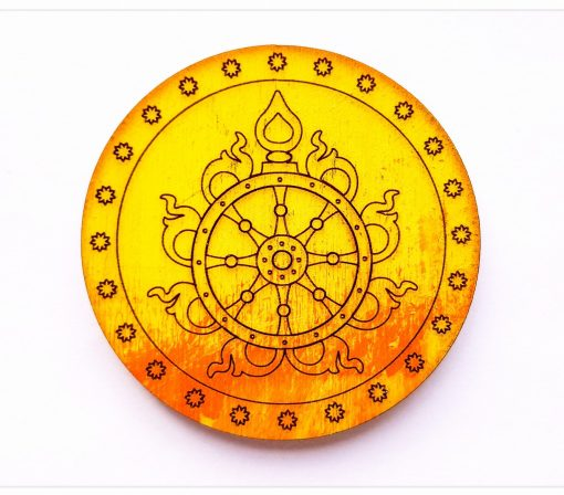 Chakra art magnets wall decor