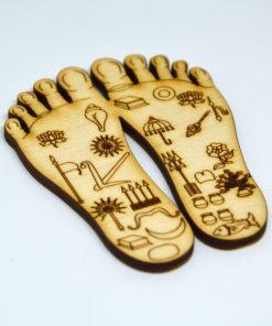 Nityanada Lotus feet 1