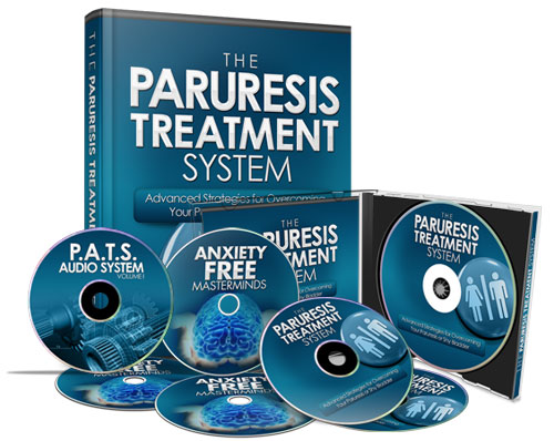 Shy Bladder Syndrome Paruresis Treatment System