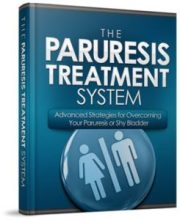 Paruresis Treatment System