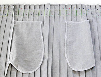 Карманы юбки татьянка