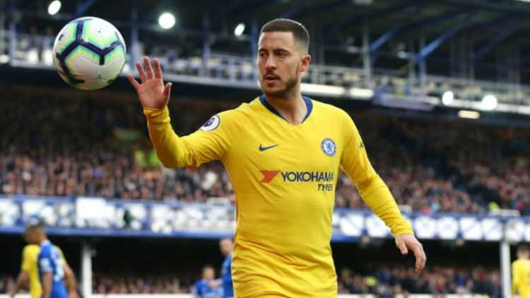 Thibaut Courtois Urges Ex-Chelsea Teammate Eden Hazard to ...