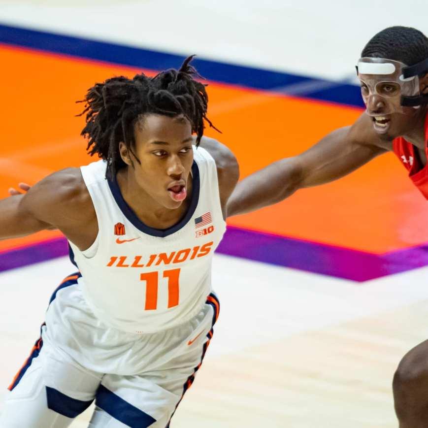Ayo Dosunmu NBA draft: Illinois star declares after junior year - Sports  Illustrated